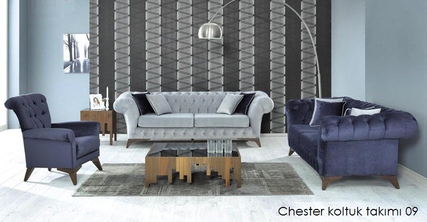 chester koltuk takımı imalatı