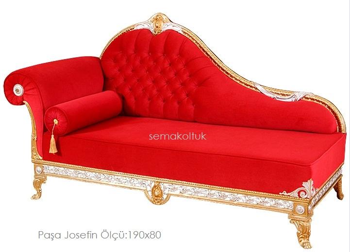 kılasık altın varaklı josefın koltuk
