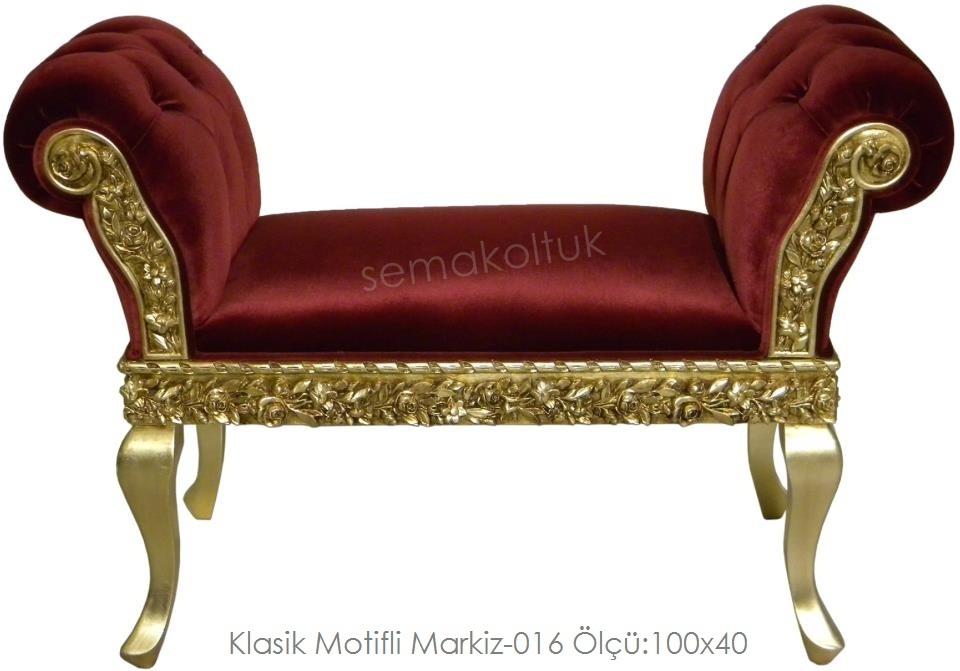 klasik markiz koltuk