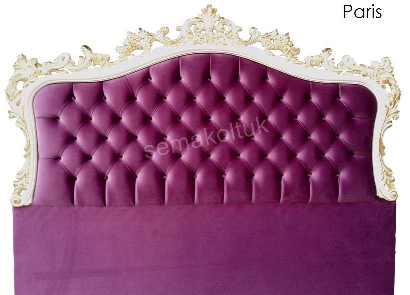 klasik yatak başuçu
