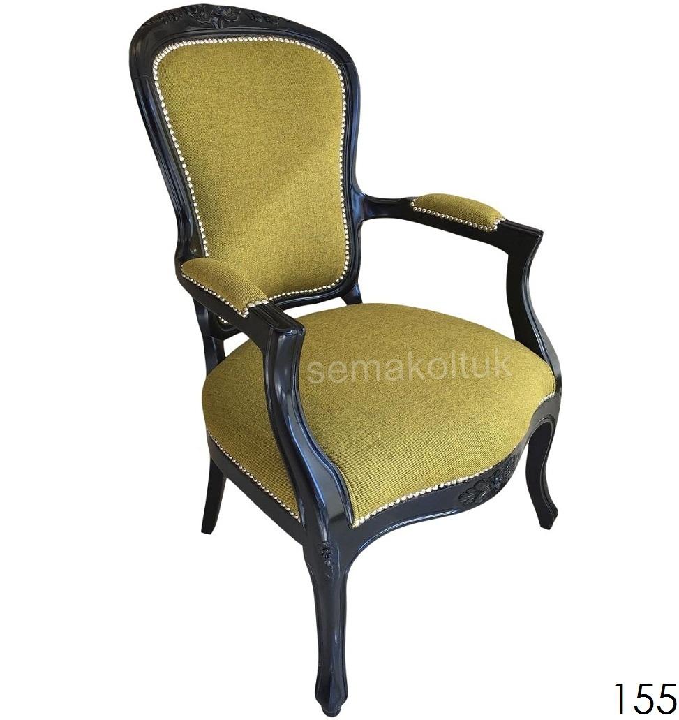 klasik tekli koltuk