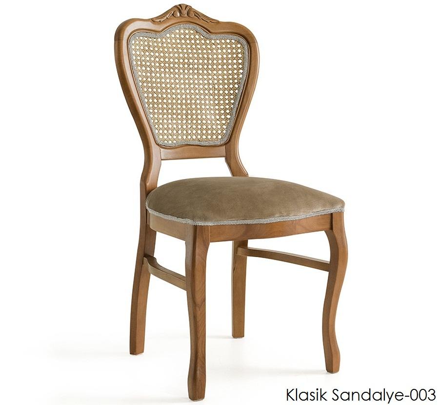 hazeranlı sandalye