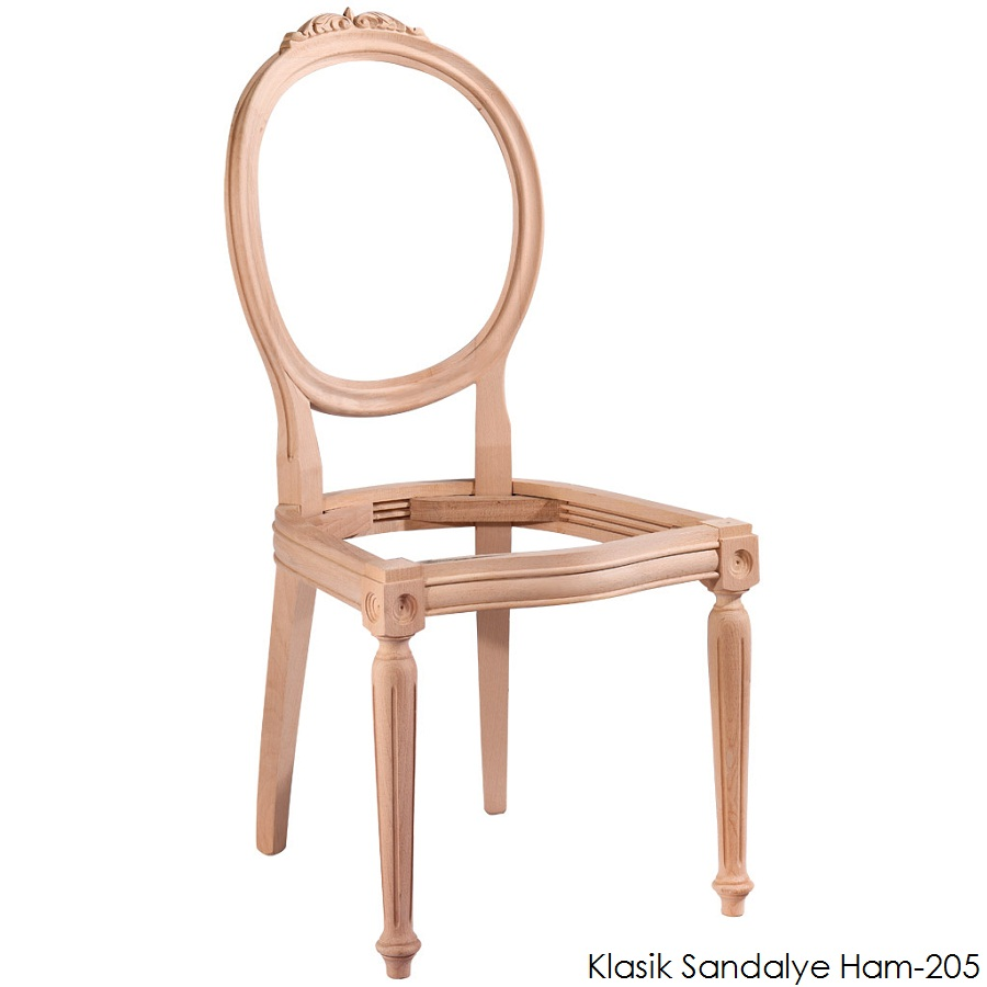 klasik sandalyeler