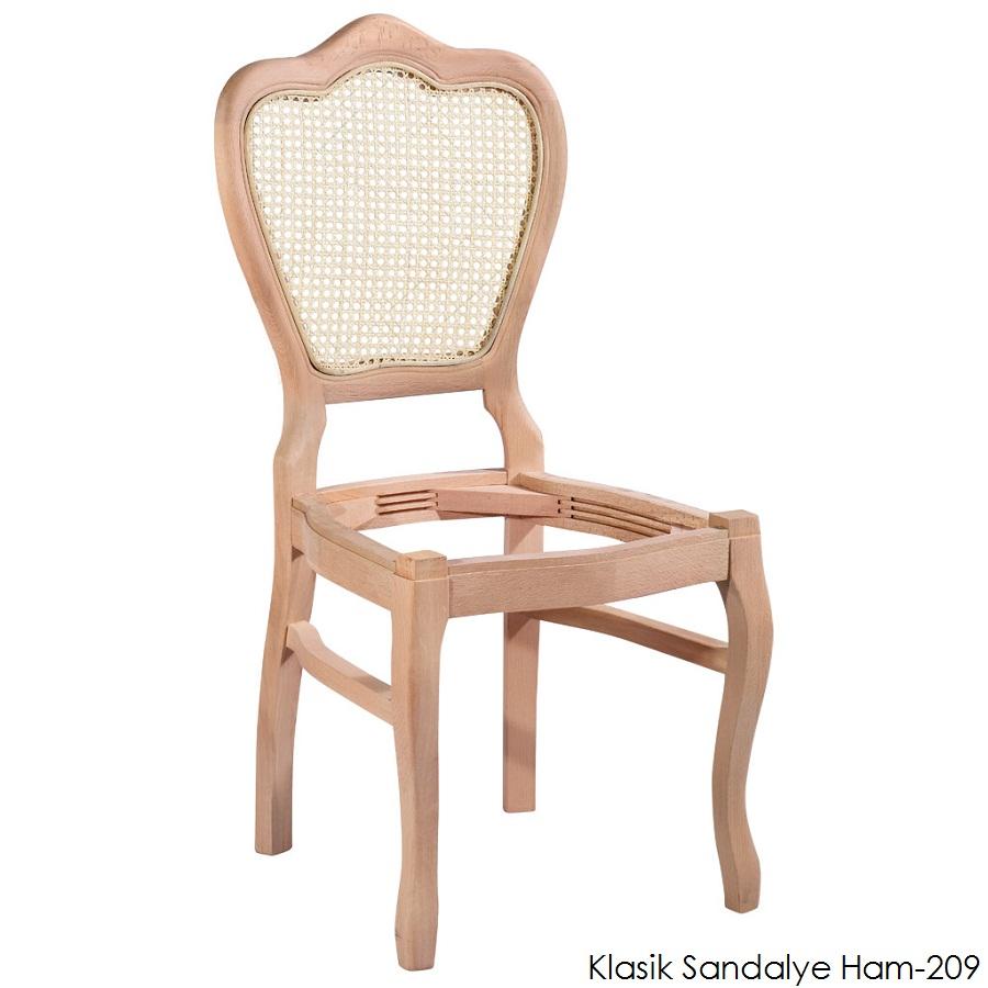 hasırlı sandalye