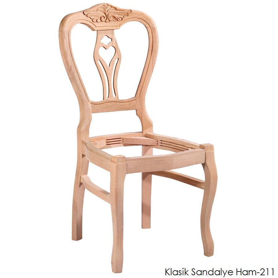 klasik sandalye döşeme