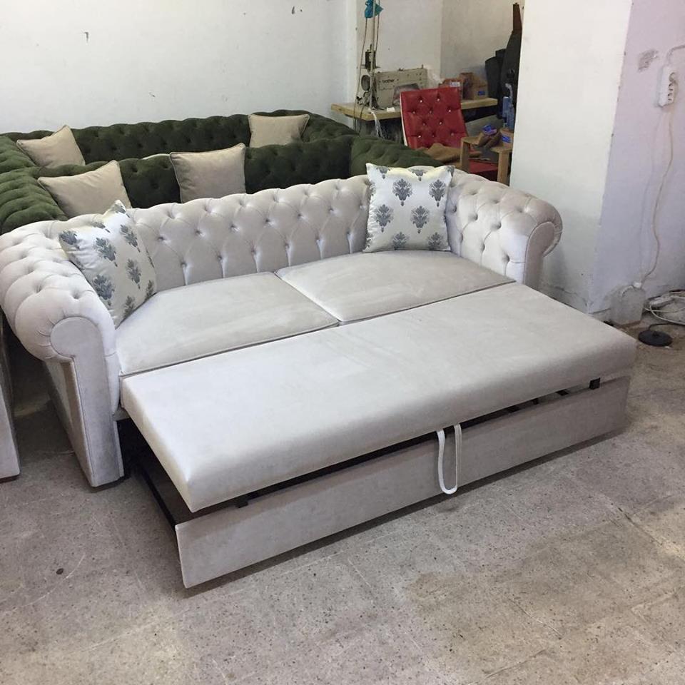 yataklı chester koltuk imalatı modoko