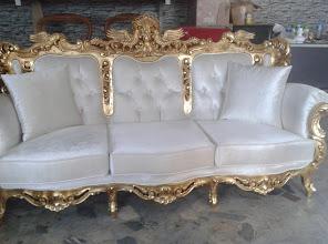 şaşkın bakkal kılasık altın varaklı kanepe  koltuk yüz değişimi modeller